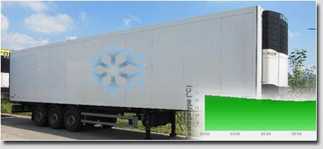 контроль рефрижиратора, мониторинг температурного режима, рефрижираторная установка